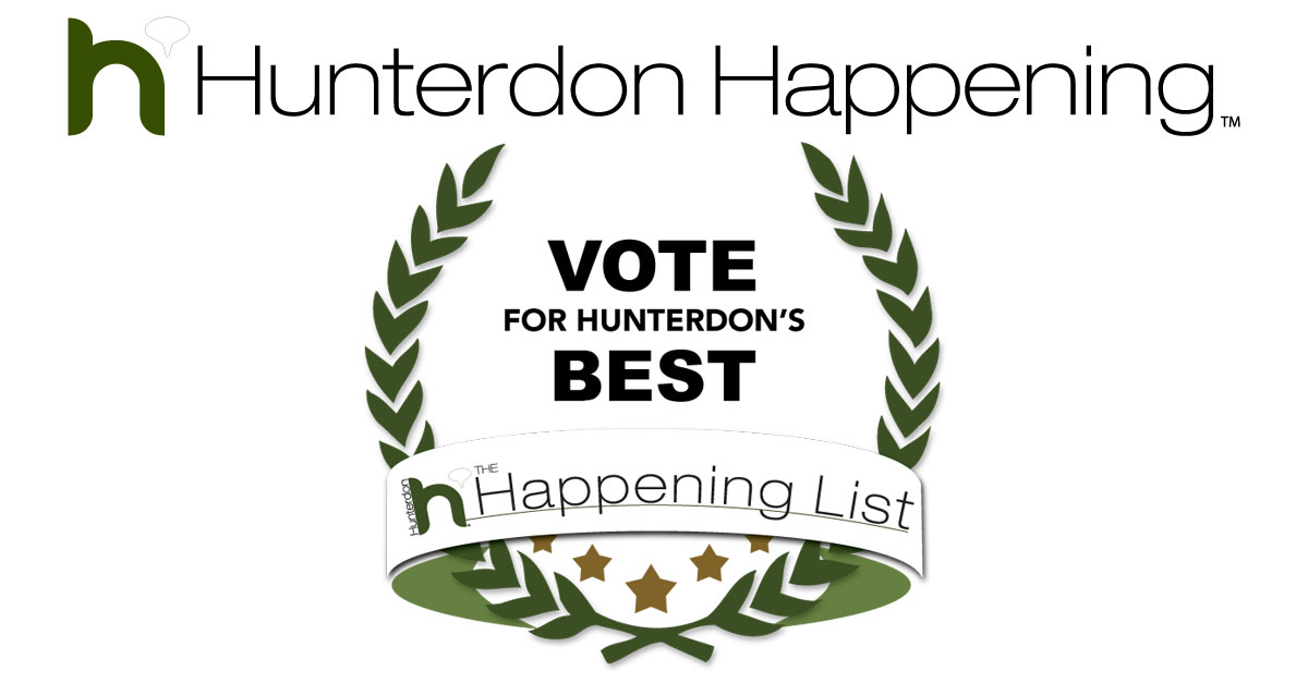 Vote Badge Hunterdon Facebook