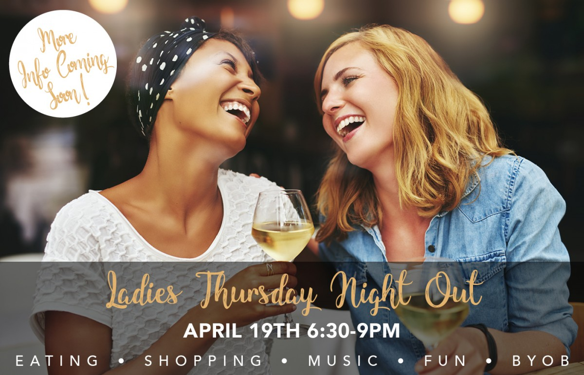 Ladies Thursday Night Out