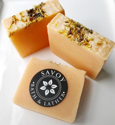 Wild Honeysuckle Soap