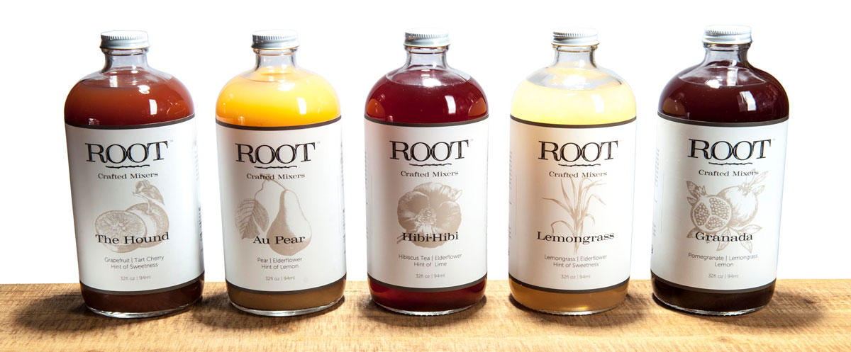 ROOT Crafted Cocktail Mixers – June 2018