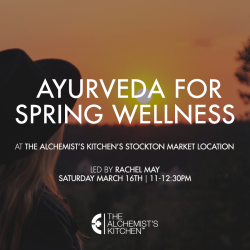 Ayurveda For Spring Wellness