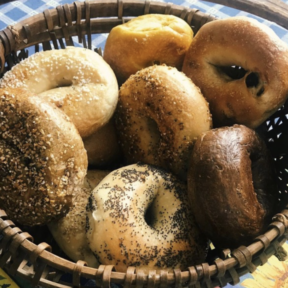 NY Style Bagels at Stockton Market
